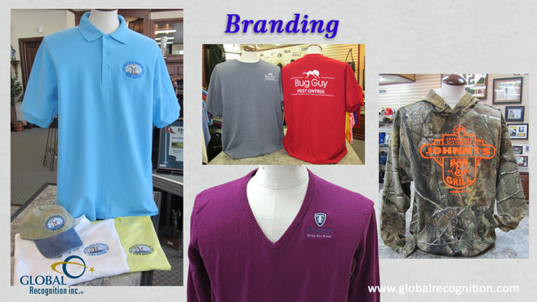 Apparel - Global Recognition Inc