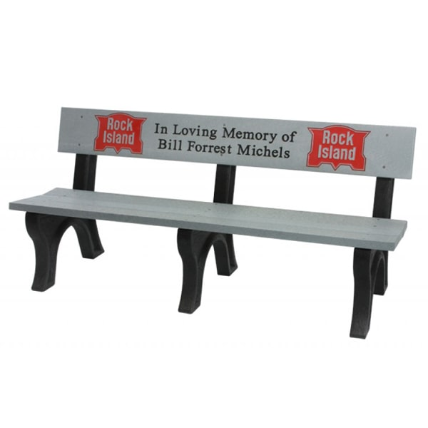 Personalized Benches - Global Recognition Inc